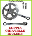 Guarnitura + Pedivella sinistra + 2 x Chiavella per Bici Olanda - Graziella