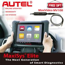 Autel MaxiSYS Elite Diagnostic Tool J2534 Reprogramming New of Generation MS908P
