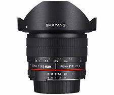 Wide Angle Camera Lens for Canon EF