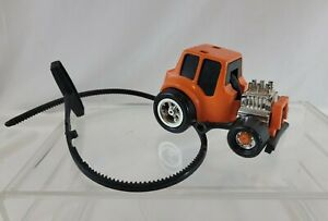 VTG 1972 General Mills Fun Group SSP Kenner Mini T Ford color orange with cord