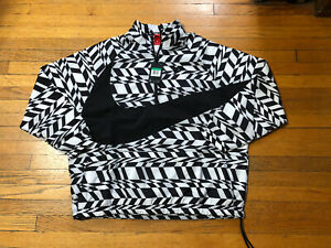 Nike Men's Half Zip Packable Jacket Size XL New with Tags MSRP 140.00