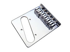 Babicz Full Contact Hardware Z Series Tele Bridge Chrome FCHZTLSCH