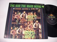 The Sam the Sham Revue 1966 Stereo LP VG++