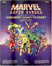 Avengers Coast To Coast - Classic Marvel Forever (PDF Comic book)