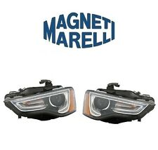 For Audi A5 RS5 Set Of Left & Right Headlight Assembly-Xenon OEM Marelli