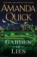 Garden of Lies by Amanda Quick (2015, Hardcover)