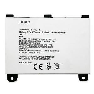 New Battery For Amazon Kindle 2 & Kindle DX D00611 D00701 D00801 170-1012-00