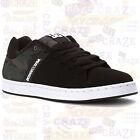 DC SHOES Mens WAGE SE Skate Skater Streetwear Sneakers Black Camo