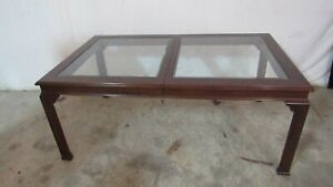 Ethan Allen Chippendale Dining Room Table