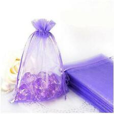 100pc Organza Gift Bags Jewelry Candy Bag royal Wedding Gift Bags Mesh Pouches