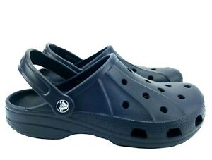 Crocs Ralen UNISEX Clogs Water Friendly comfy Lightweight boat shoes Size M6/W8