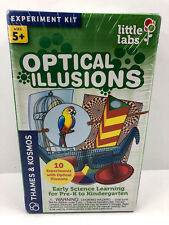 Thames & Kosmos Science Experiments Little Labs Optical Illusions Early Learning