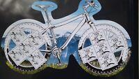 Switzerland 2017 bicycle stamps cycling MNH souvenir sheet A4 size