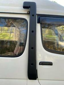 Genuine Toyota SNORKEL for 100 series Hiace vans, fits ALL. GENUINE TOYOTA PARTS