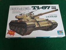 Trumpeter 1/35 israel ti-67 tank, motorized