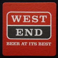 West End Beer At Its Best Coaster (B303)