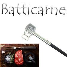 Batticarne Da Cucina Martello In Alluminio Per Carne Pesce manico antiscivol dfh