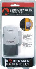 Doberman Security SE-0101C Magnetic Window/Door Defender w/ Chime Vibrate Alarm