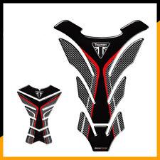 3D Motorrad Tankpads Tankschutz Aufkleber Triumph 675R Tiger 800 XC Speed Triple