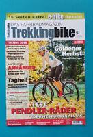 Trekkingbike  Das Fahrradmagazin Nr.5 Sep/Okt 2017 ungelesen 1A absolut TOP