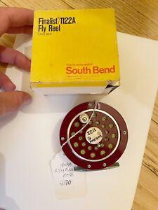 Vintage South Bend Finalist No. 1122 A Fly Fishing Reel Gladding Group Japan NIB