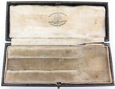 ".SUPER RARE c1920's ""GOLDSMITHS & SILVERSMITHS CO LONDON"" MENS WATCH DISPLAY BOX"