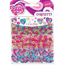 MY LITTLE PONY CONFETTI BULK VALUE PACK 34 GRAMS PARTY SCATTER SPRINKERS TABLE