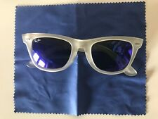 RAY-BAN WAYFARER FROST LIMITED EDITION VINTAGE