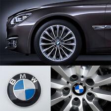 BMW 68mm NABENDECKEL RADNABENDECKEL NABENKAPPEN RADKAPPE FELGENDECKEL EMBLEME