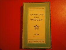 """""""Almanacco della Medusa"""" – Mondadori, 1934"""