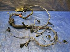 1985.5-1986 PORSCHE 944 BASE 2.5L NA ENGINE MOTOR ELECTRICAL WIRING HARNESS LOOM