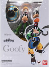 S.H. Figuarts Goofy Kingdom Hearts II Action Figure IN STOCK USA SELLER