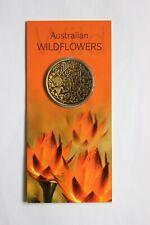 Australia Wildflowers Medal Royal Australian Mint RAM Card (3363153/H1)
