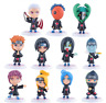 11PCS Naruto Shippuden Akatsuki PVC Action Figure Figurine Collectible Toy Gifts