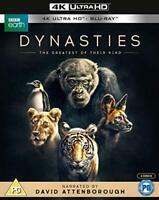 Dynasties [4K] [Bluray] [2018] [DVD]