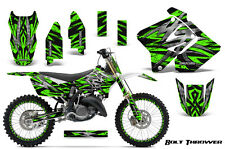 SUZUKI RM 125 250 Graphics Kit 2001-2009 CREATORX DECALS BTGNPR