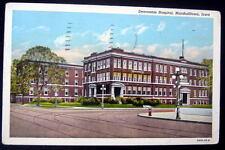 Marshalltown Iowa~1949 Deaconess Hospital