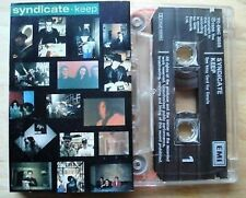 Syndicate Keep Cassette Tape - TESTED
