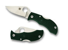 "Spyderco Manbug MGREP Folding Pocket Knife, 1.95"" ZDP-189 Blade - Auth. Dealer"