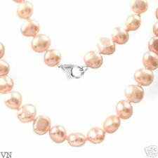 Genuine 7.5-8mm Freshwater Pearls Solid 925 S/S rrp$150