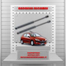 2 PISTONCINI BAGAGLIAIO PEUGEOT 206 1.4 HDi 50KW 68CV 2003 -> | MG24041