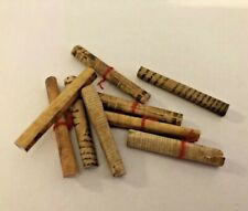 X10 ASSORTED SCROLLS WITCH WIZARD   FOR A 1/12 SCALE DOLLS HOUSE