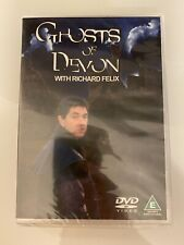 Ghosts Of Devon With Richard Felix DVD BRAND NEW & SEALED HTF FAST DISPATCH UK