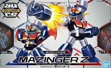 Bandai Sdcs-01 Sd Cross Silhouette Tranzor Mazinger Z Plastic Model Kit