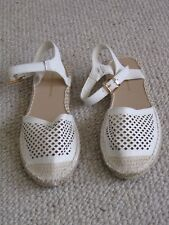 *New* Dorothy Perkins Ladies Casual White Sandals Size 6