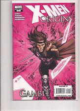 X-Men Origins Gambit #1 First Printing Comic Book.