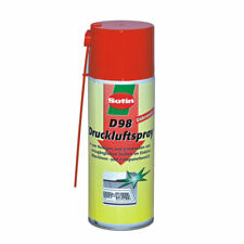 Druckluftspray SOTIN D 98 400 ml +++ unbrennbar +++
