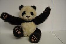 2004  Panda Bear Fur Real Friends Tiger Electronics Interactive Luv Cubs
