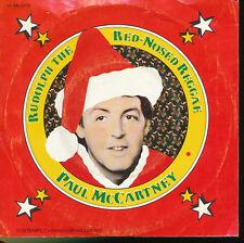 "PAUL MCCARTNEY 45 TOURS 7"" HOLLANDE CHRISTMAS"