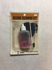 RECORD CLEANING KIT, HANDY 96-1310, NEW OLD STOCK